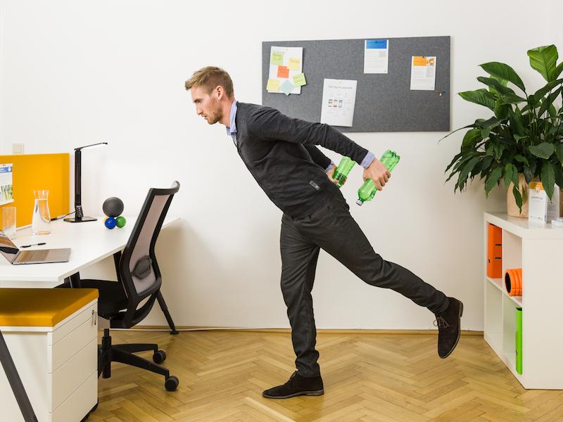 Pause am Arbeitsplatz: Die optimale Auszeit