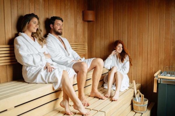 Mit unseren go4health Sauna-Tipps kommst du zur Ruhe.