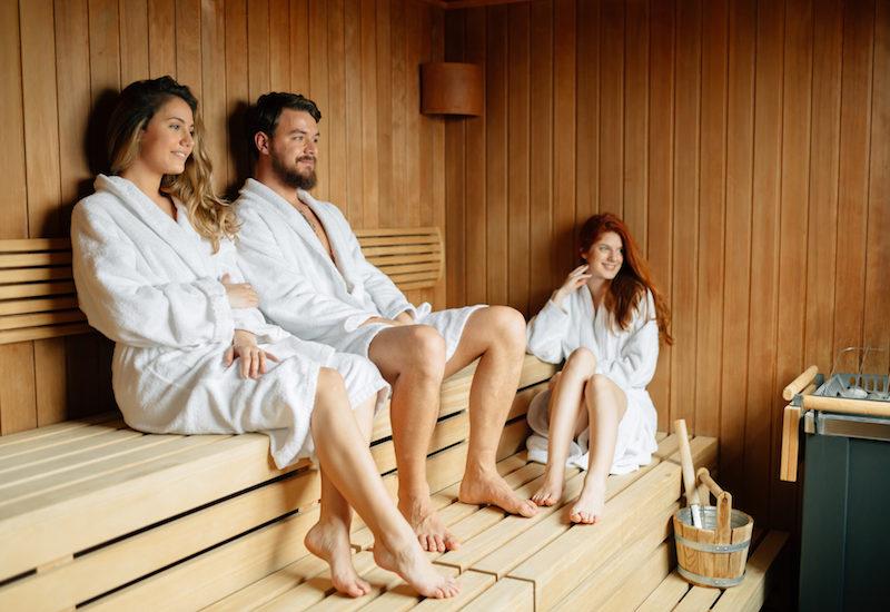 Sauna-Tipps für Ruhezeit