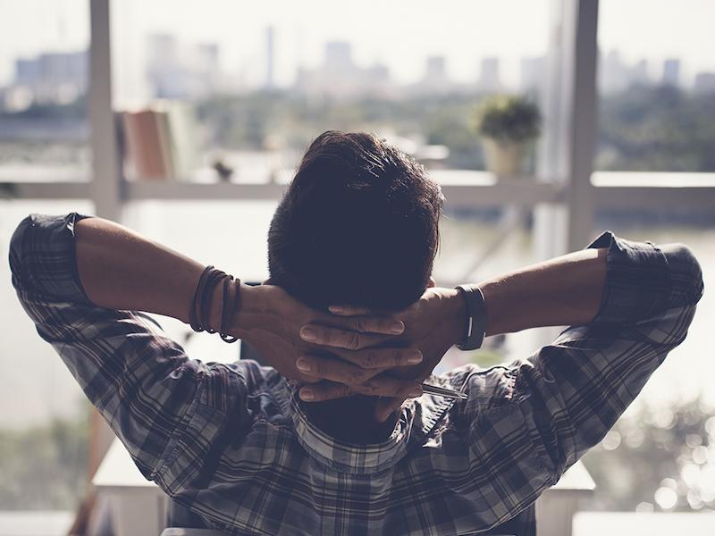 Ruhe und Gelassenheit als Erfolgsfaktor