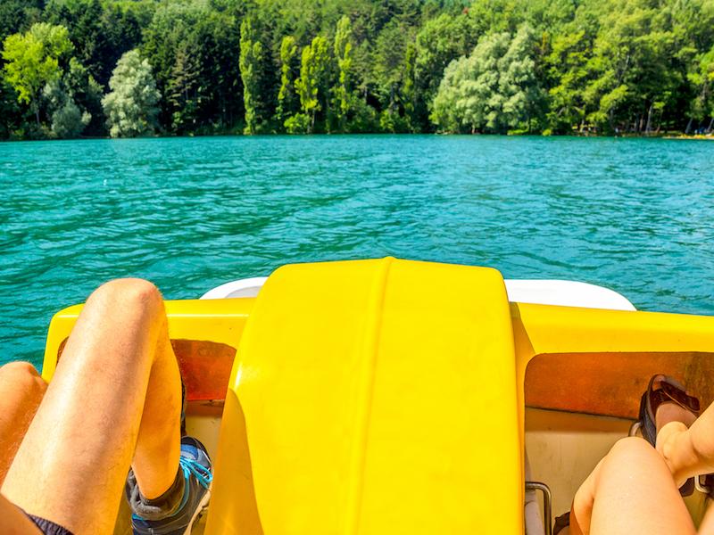 Sommer, Sonne, Spaß und Sport