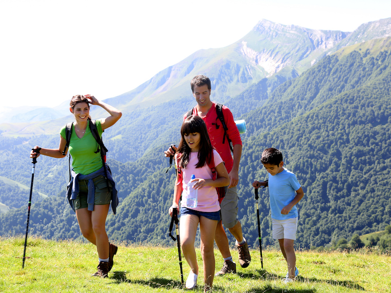Sport mit Kindern: So gefällt's der ganzen Familie