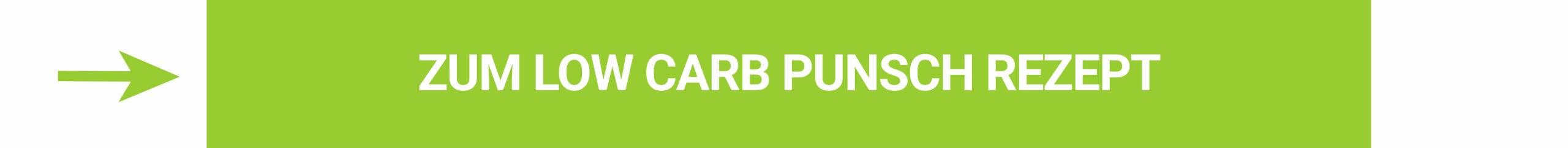 Probiere den leckeren Low Carb Punsch von go4health à la carte.