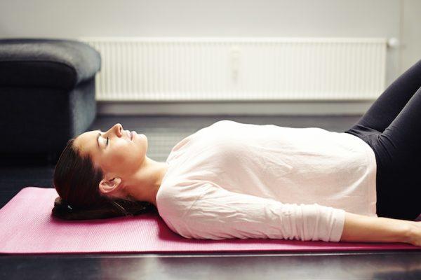 Autogenes Training entspannt