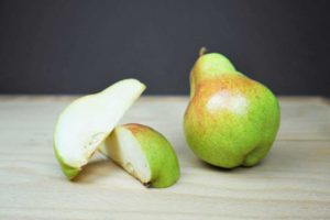 das go4health Ernährungs-ABC: B wie Birne
