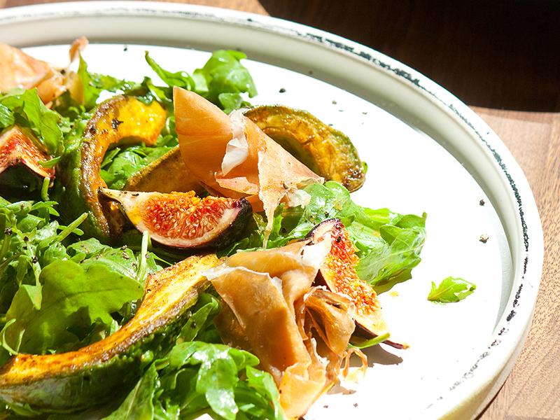 Schlemmerrezept: Honiggeschwenkter Feigensalat