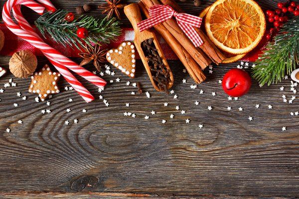 Lass es dir das go4health Weihnachtsmenü mit Familie und Freunden schmecken.