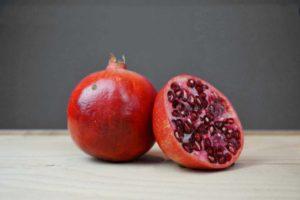 Granatäpfel haben Vitamine und wirken antibakteriell
