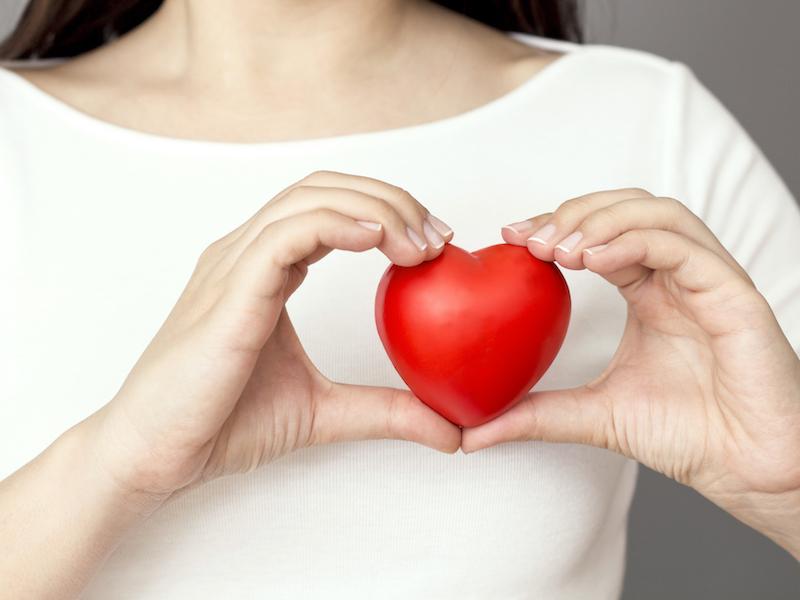 Trage mit einem gesunden Lebensstil zu deiner Herzgesundheit bei.