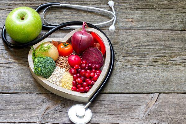 Ernährungstipps und Lebensmtitel für ein gesundes Herz