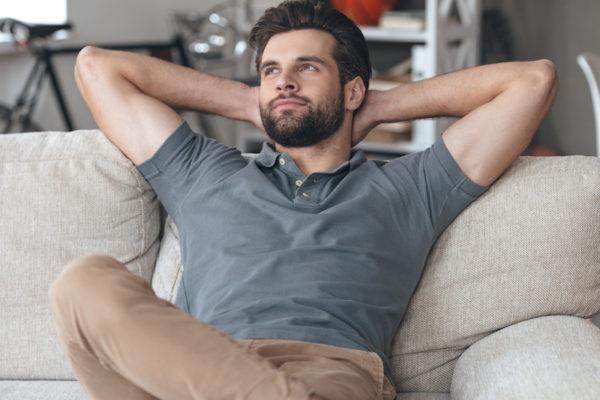 Stress reduzieren ist ein effektiver Weg, um Verspannungen zu lösen.