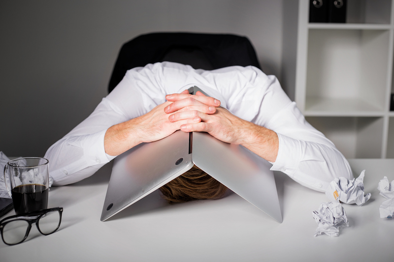 Dauerstress: Wann wird's zu viel?