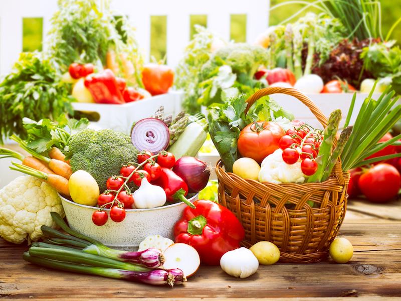 Essen gegen Frühjahrsmüdigkeit