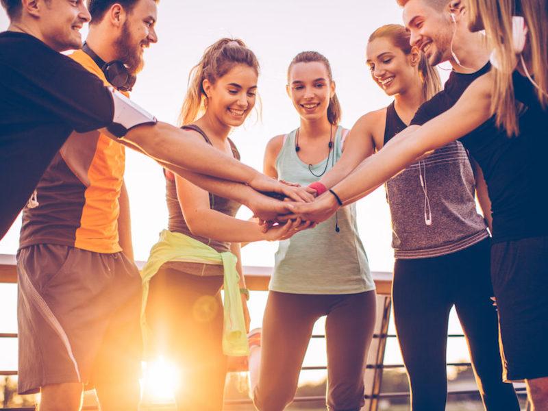 Team-Konflikte sportlich lösen