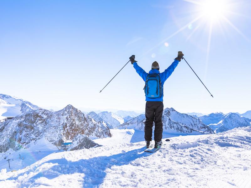 Fit für die Piste: Dein Training für den Schnee