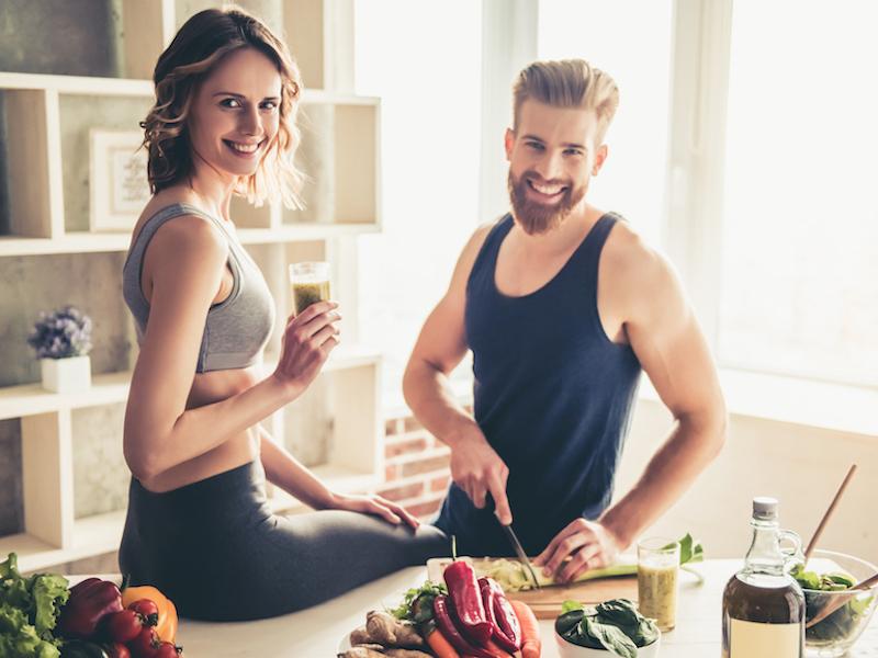 Post-Workout Snacks gegen Muskelkater