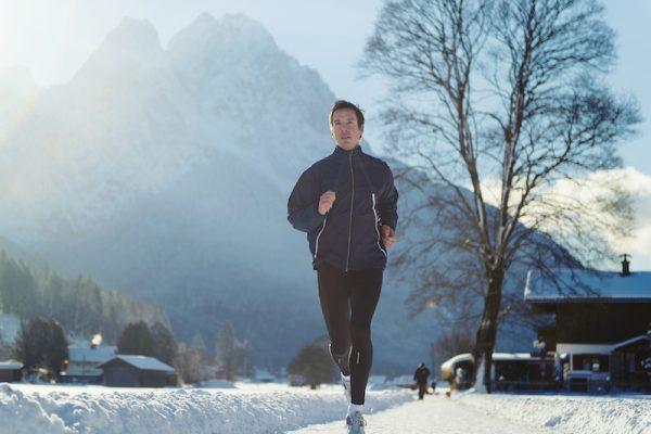 Regelmäßiges Outdoor-Training im Winter stärkt deine Abwehrkräfte!