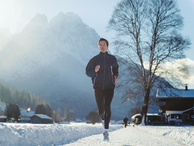 Fit durch's winterliche Outdoor-Training
