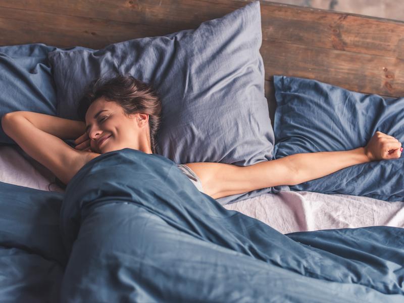 Gut schlafen: 7 effektive Tipps!