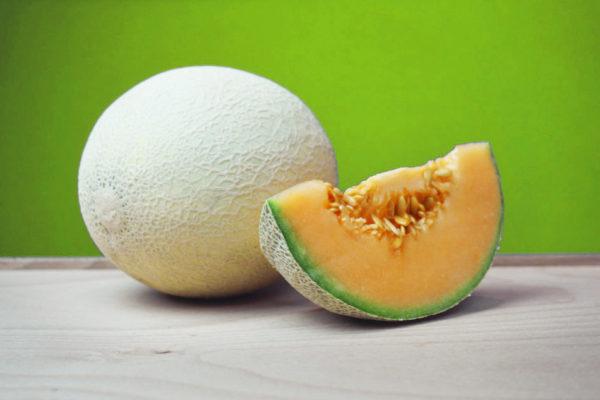 Netzmelone (Zuckermelone)