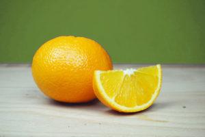 Orangen senken den schlechten Cholesterinspiegel