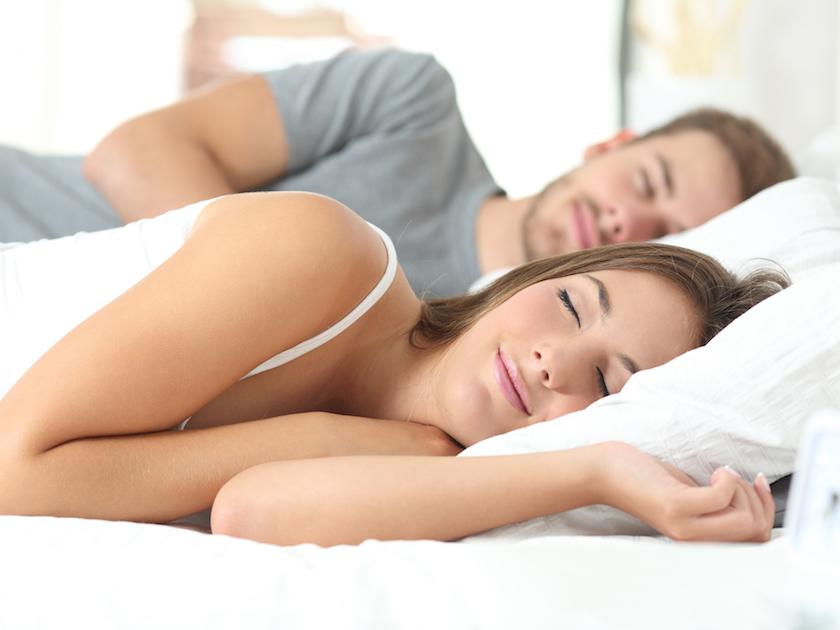 Besser schlafen durch gesunde Ernährung
