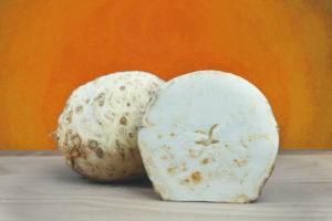 Sellerie wirkt sowohl krebshemmend und antibakteriell